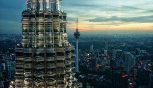 Skyline, Kuala Lumpur, Malaysia