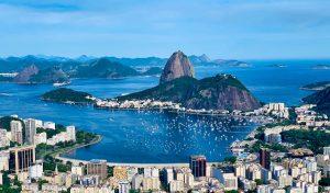 View, Rio de Janeiro, Brazil