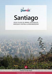 Santiago rejseguide