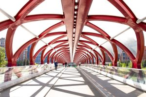 Bridge, Calgary, Canada