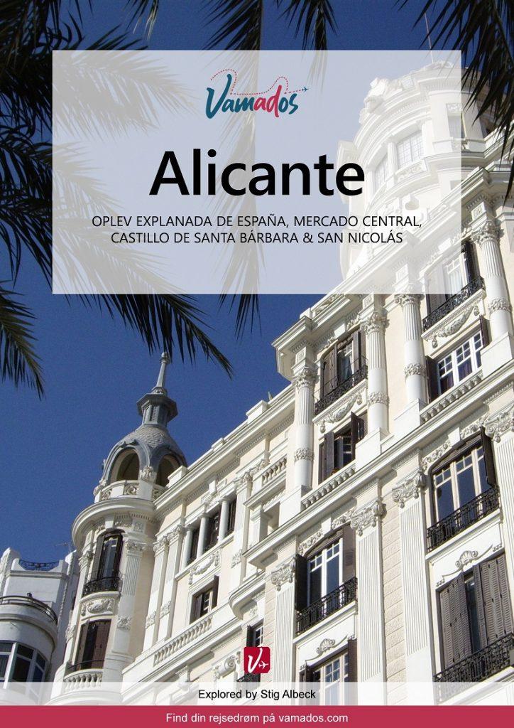 Alicante rejseguide