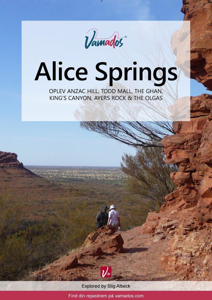 Rejseguide til Alice Springs