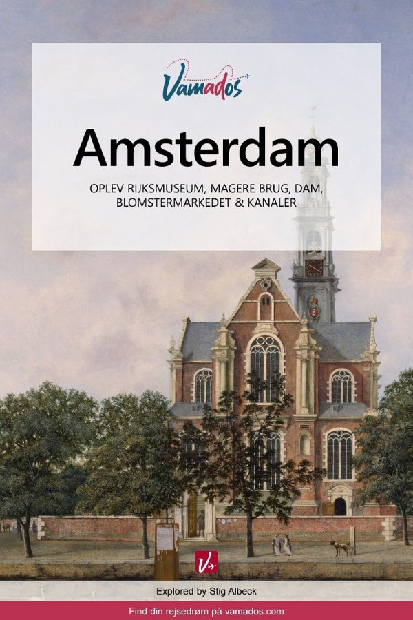 Amsterdam rejseguide
