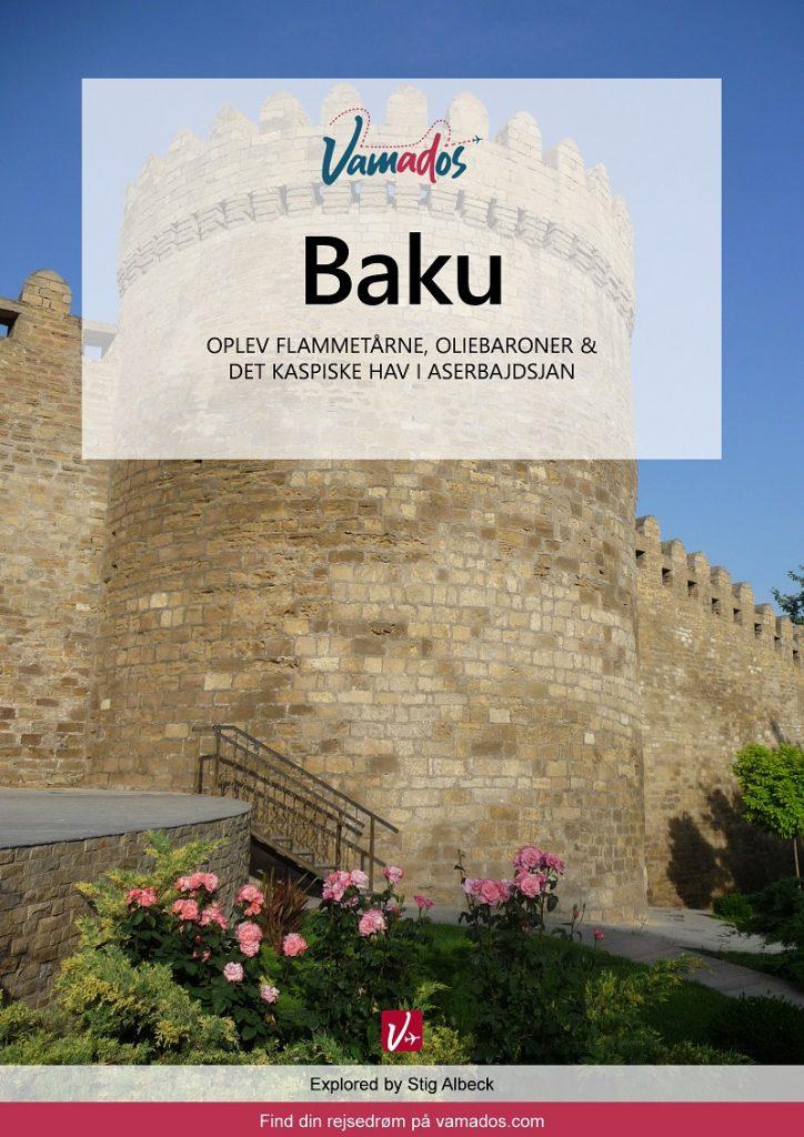 Rejseguide til Baku
