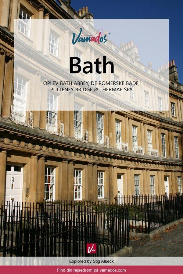 Bath rejseguide