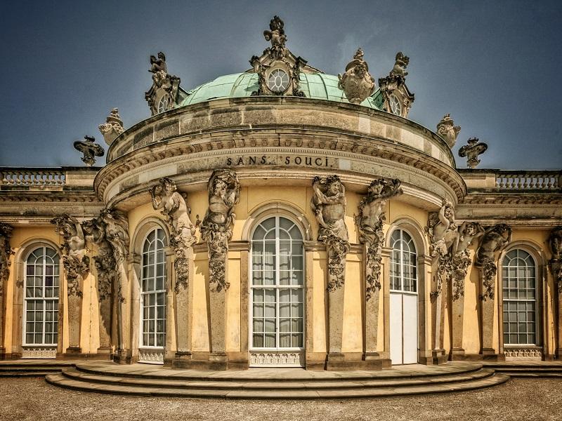Berlin Potsdam Sanssouci