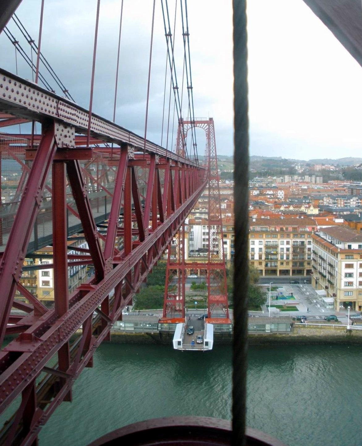 Puente de Vizcaya, Bilbao