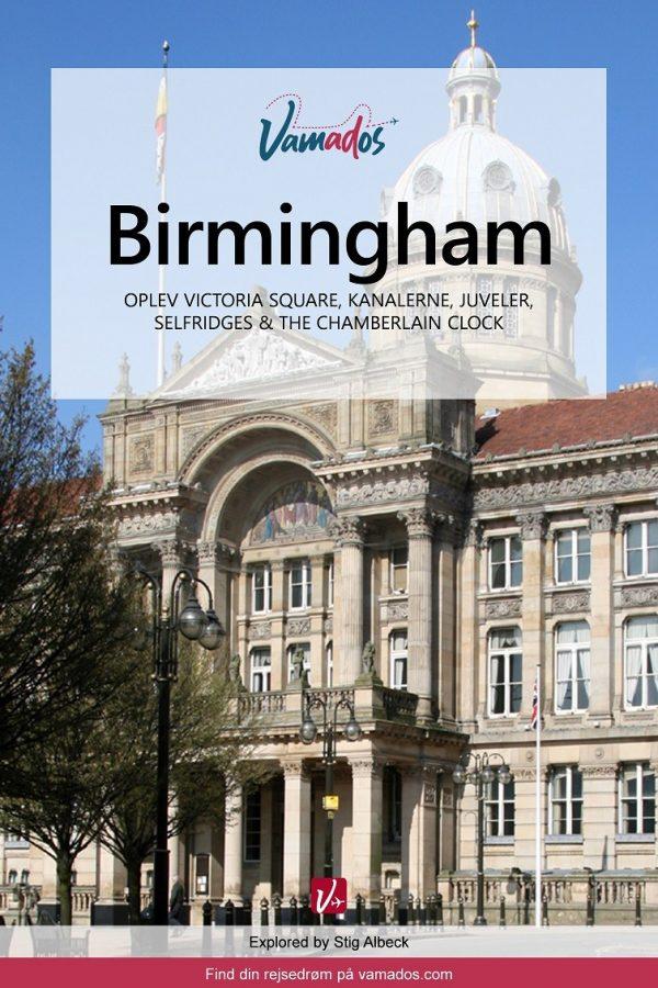 Birmingham rejseguide