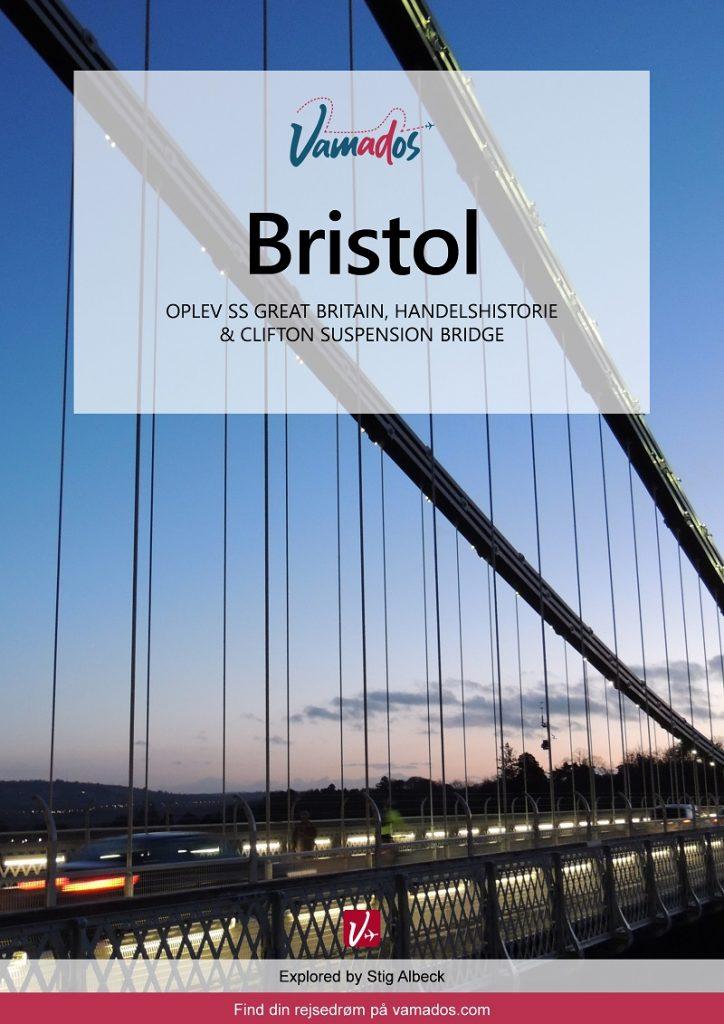Bristol rejseguide