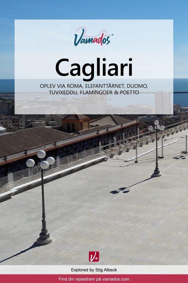 Cagliari rejseguide