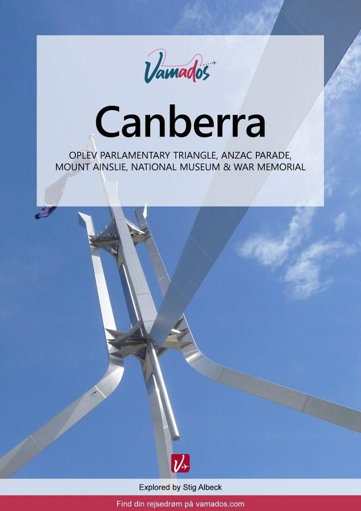 Rejseguide til Canberra