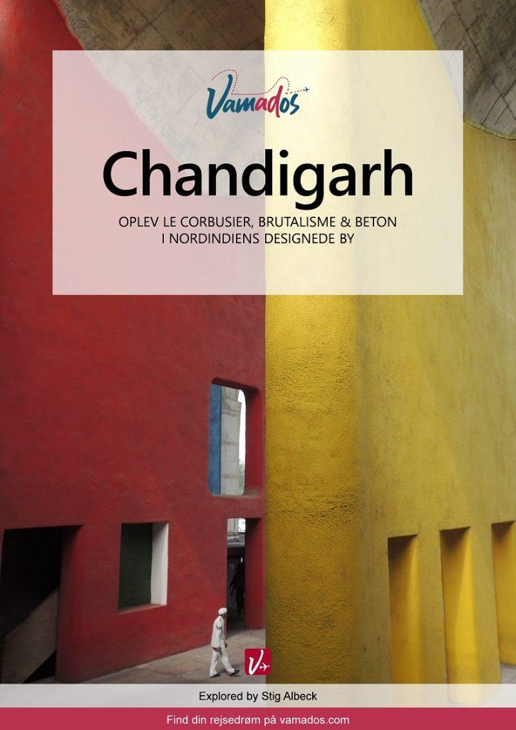 Chandigarh rejseguide