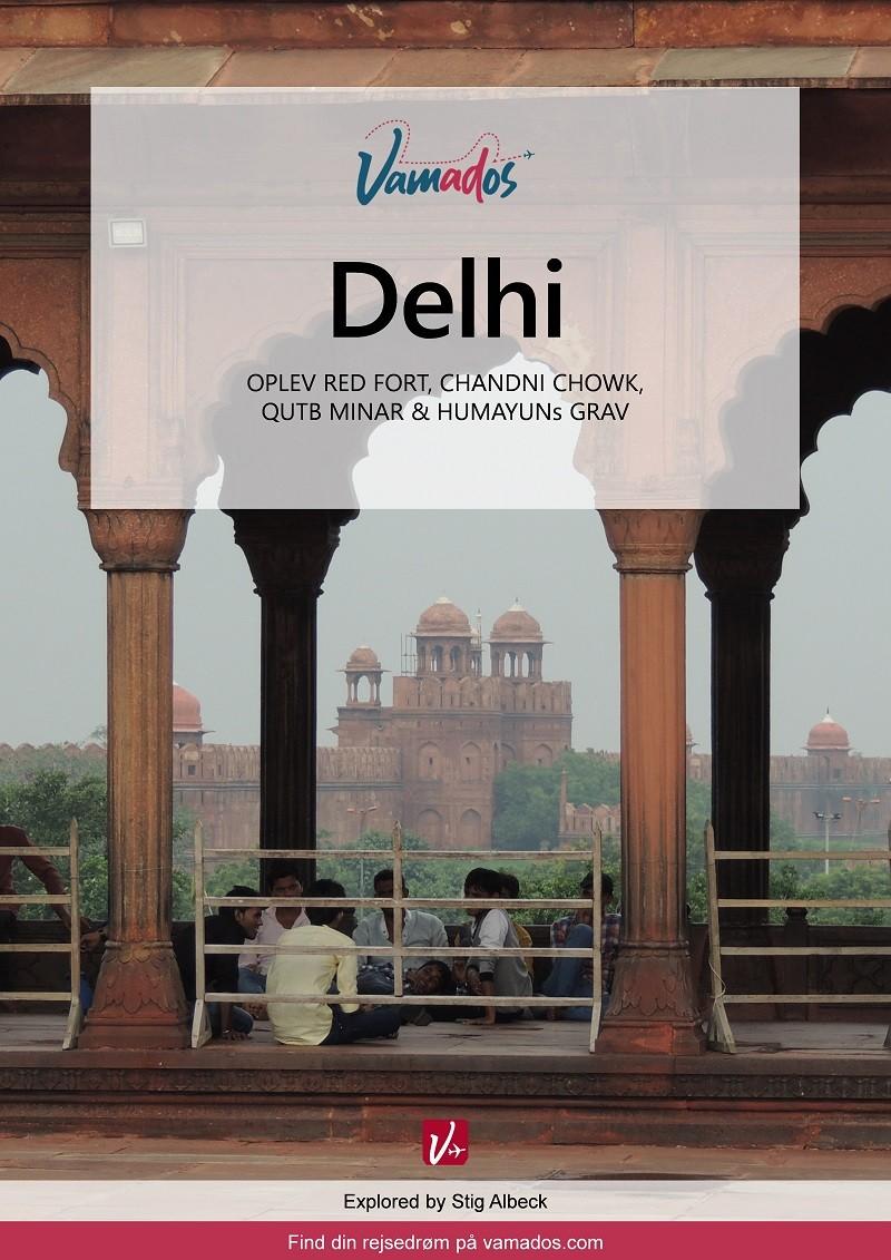 Delhi rejseguide