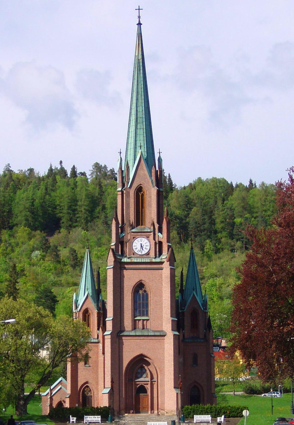 Bragernes Church, Drammen