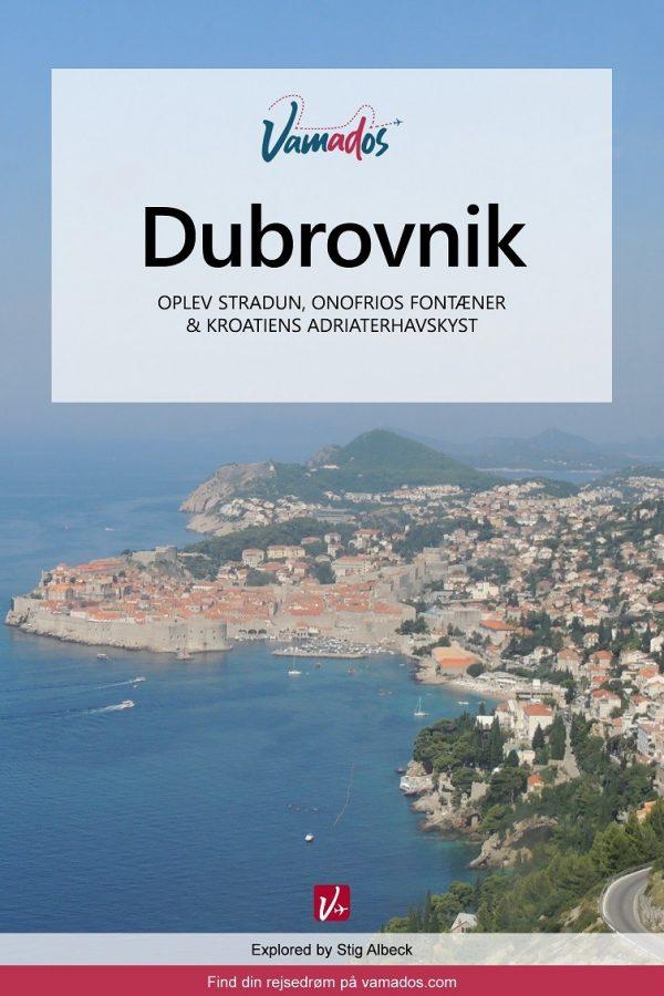 Dubrovnik rejseguide