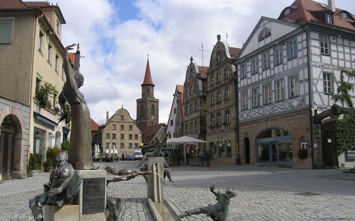 Fürth, Tyskland