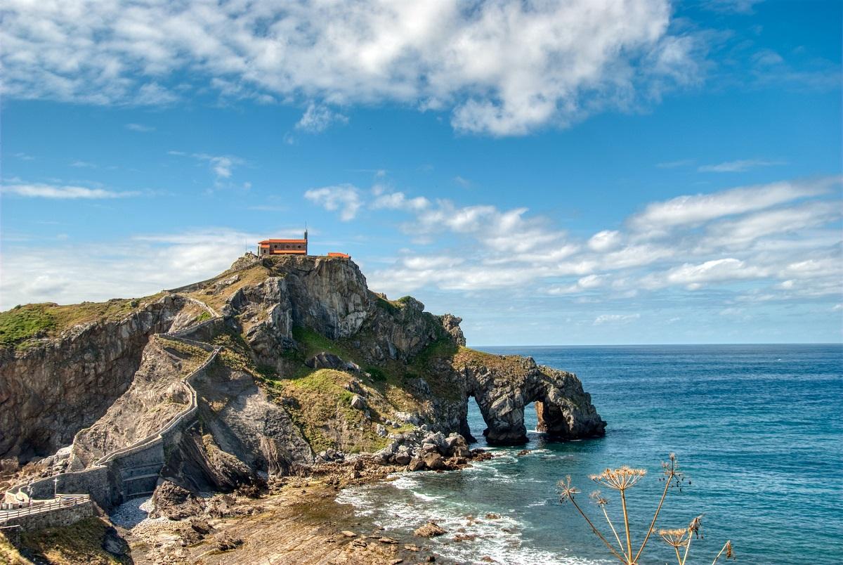 Gaztelugatxe, Spanien