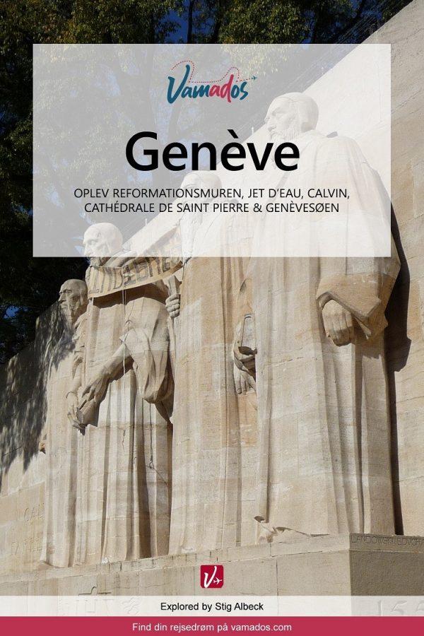 Genève rejseguide