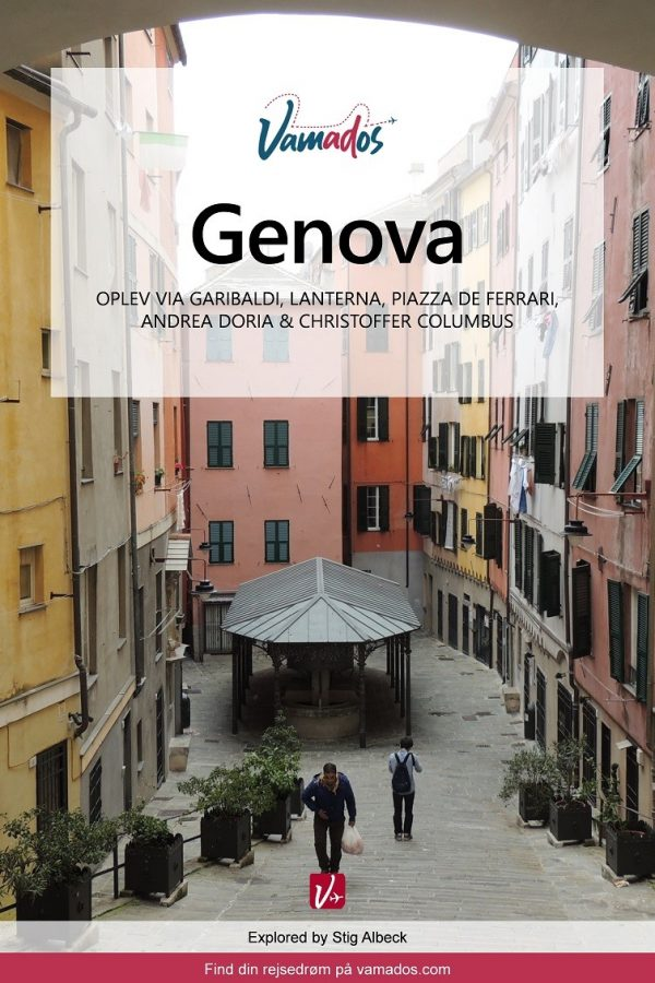 Genova rejseguide