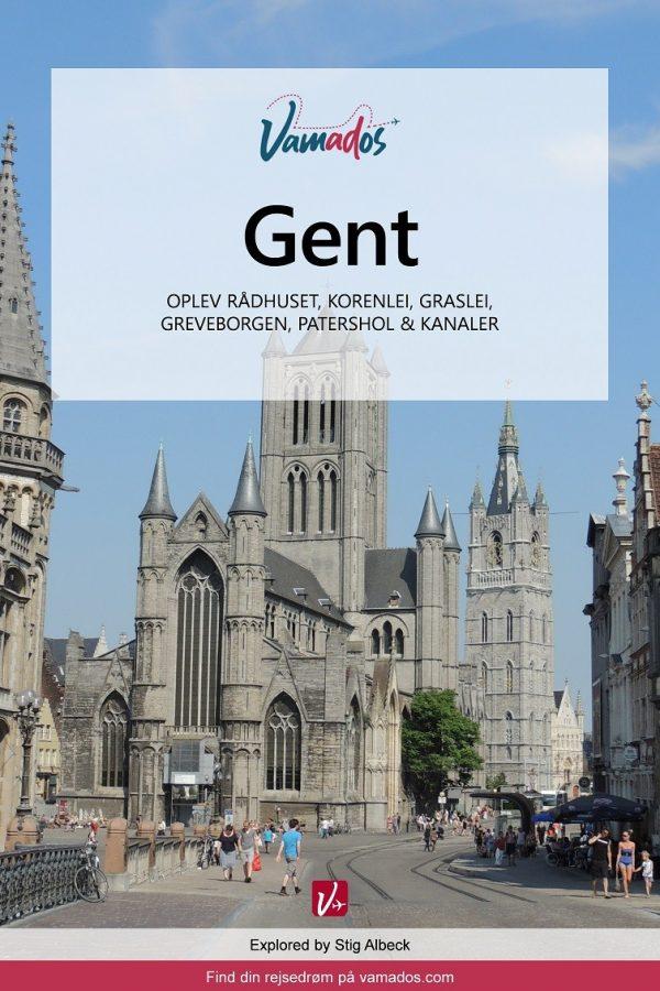 Rejseguide til Gent