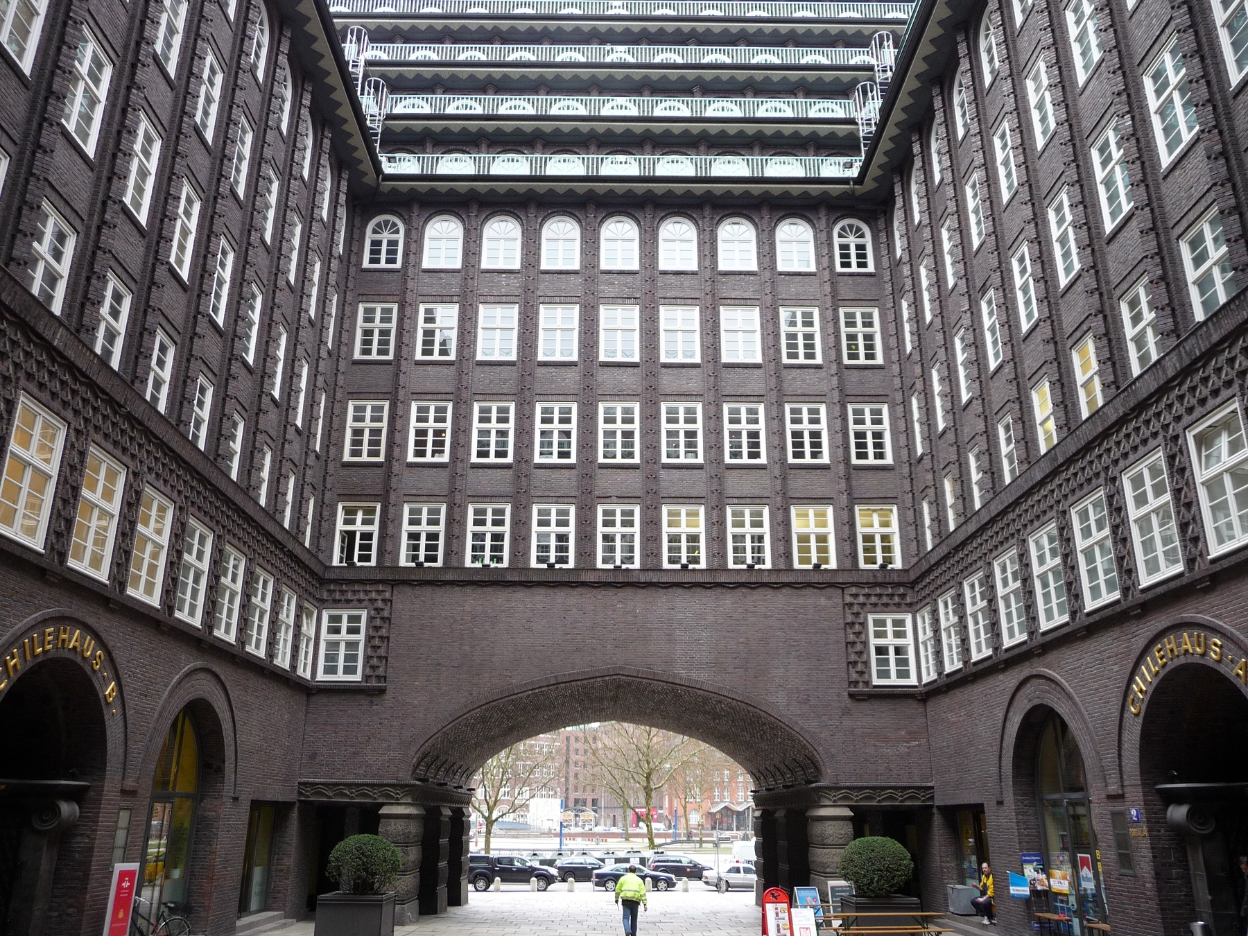 Kontorhausviertel, Hamburg