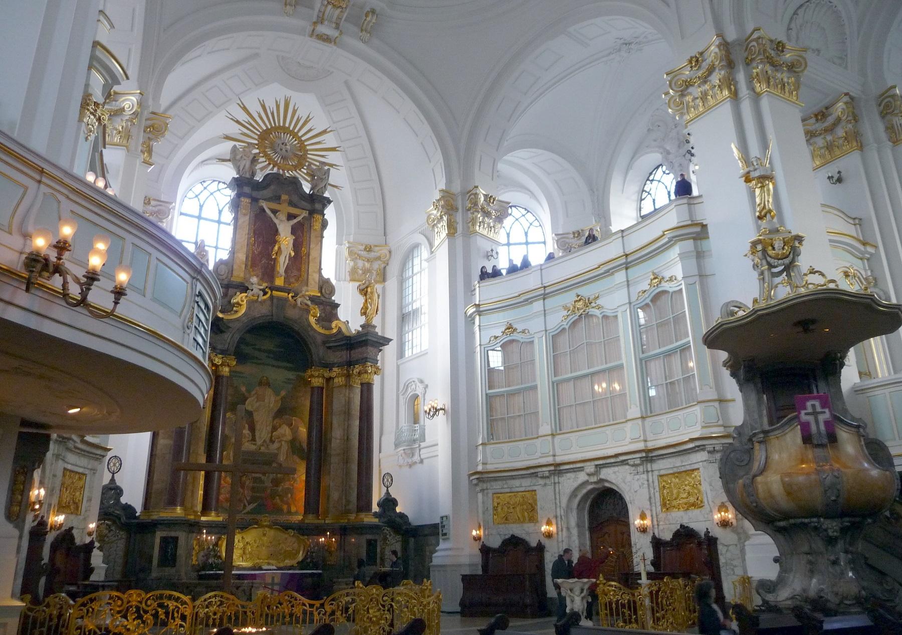 St. Michaelis Kirche, Hamburg