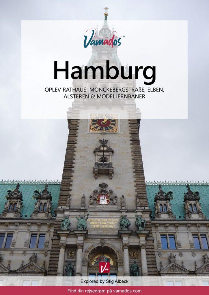 Hamburg rejseguide