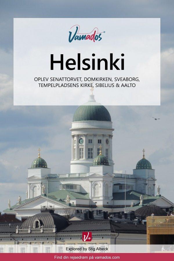 Helsinki rejseguide