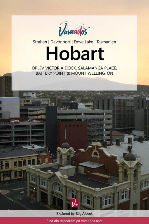 Rejseguide til Hobart og Tasmanien