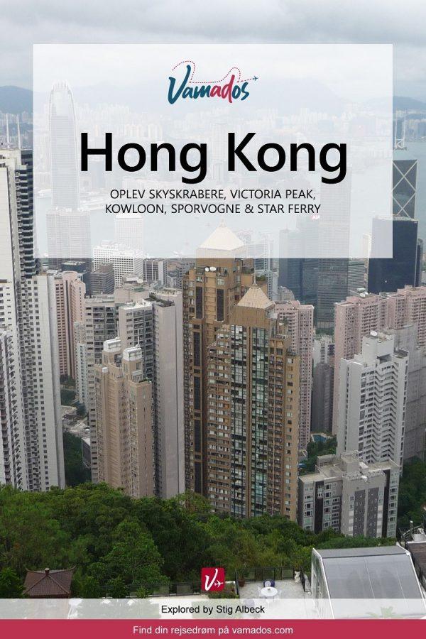 Hong Kong rejseguide
