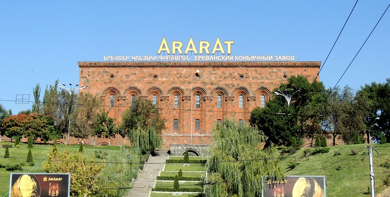 Ararat Brandy, Jerevan