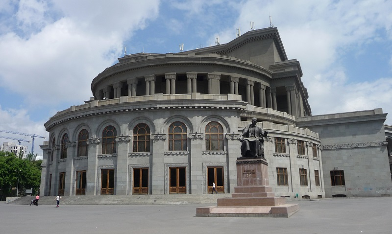 Armeniens Opera, Jerevan