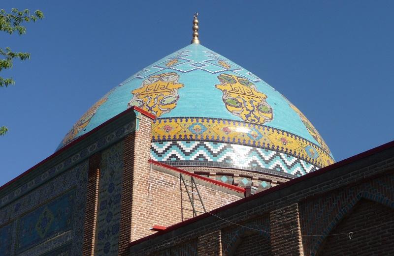 Blue Mosque, Jerevan