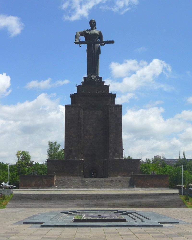 Mother Armenia, Jerevan