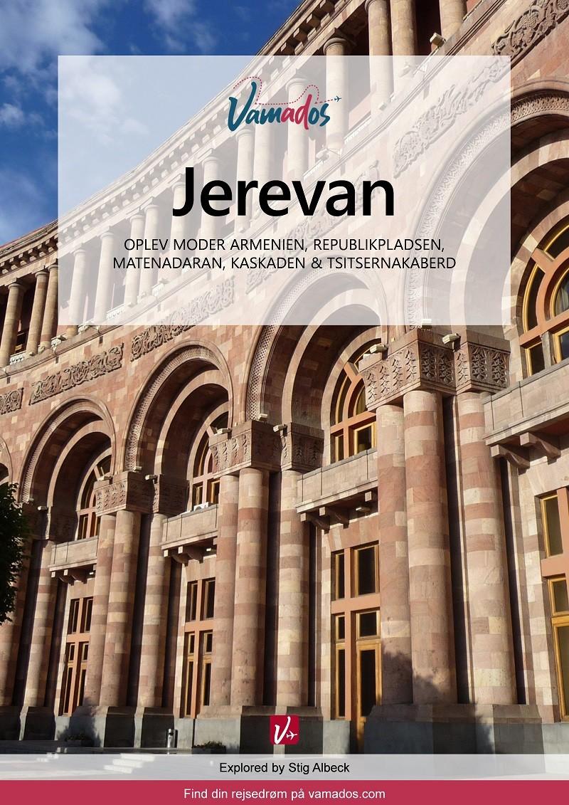 Rejseguide til Jerevan