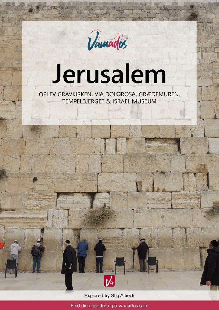 Jerusalem rejseguide