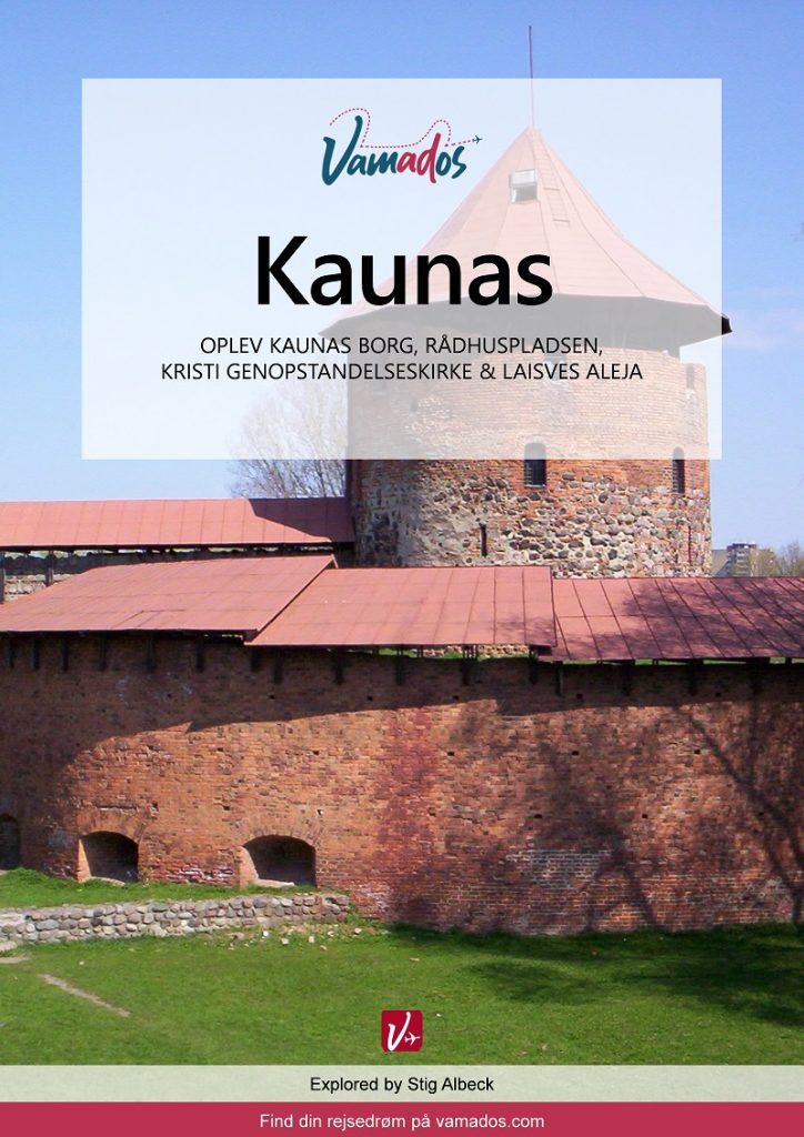 Kaunas rejseguide