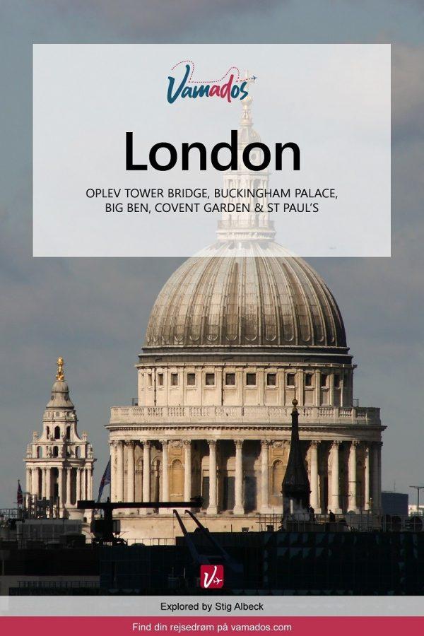 London rejseguide