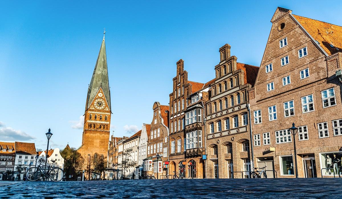 Leaning Tower, Lüneburg