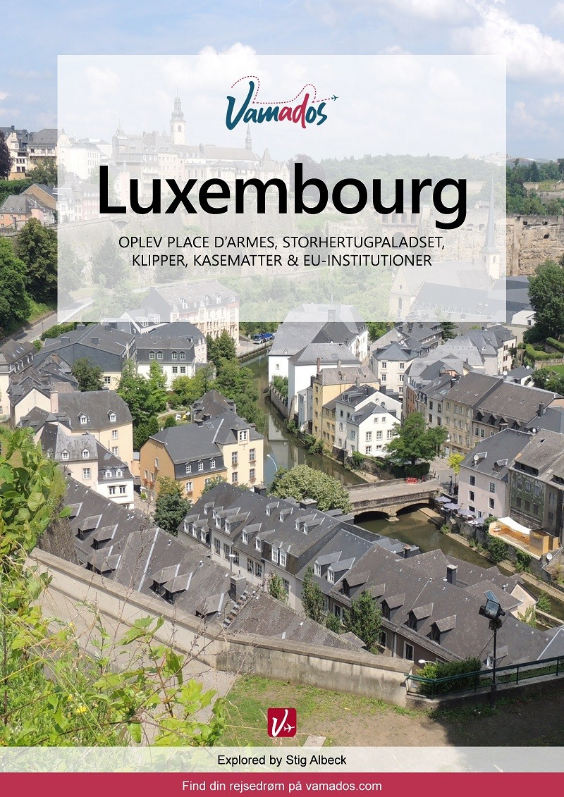 Luxembourg rejseguide