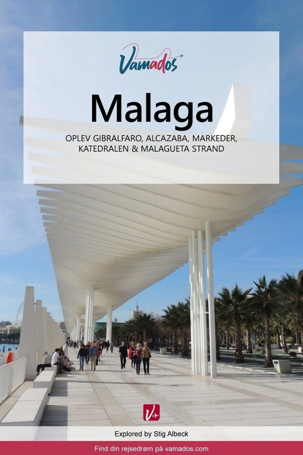 Malaga rejseguide