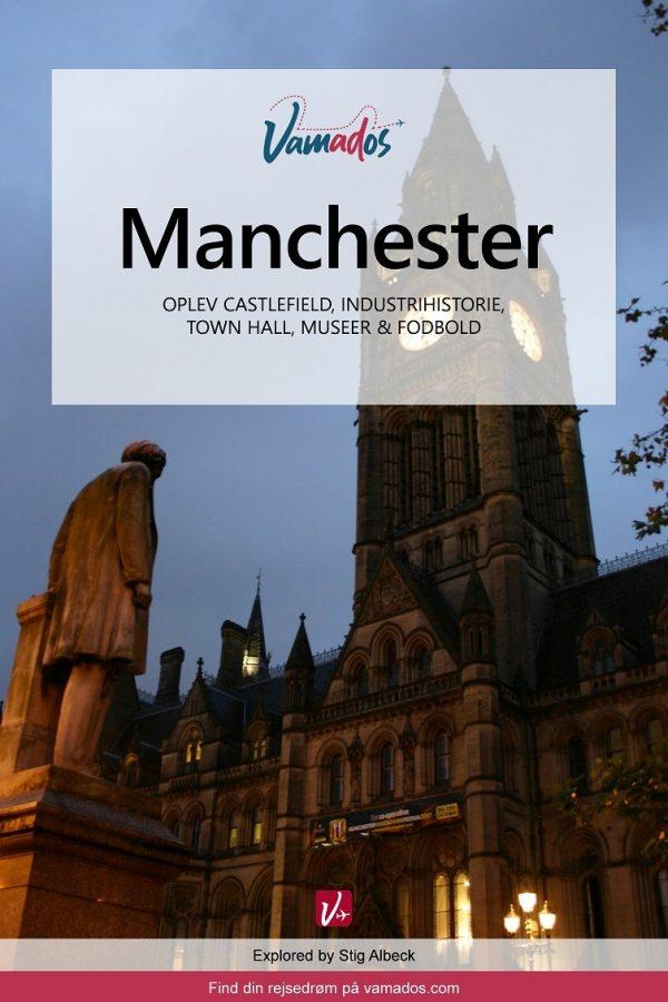 Manchester rejseguide
