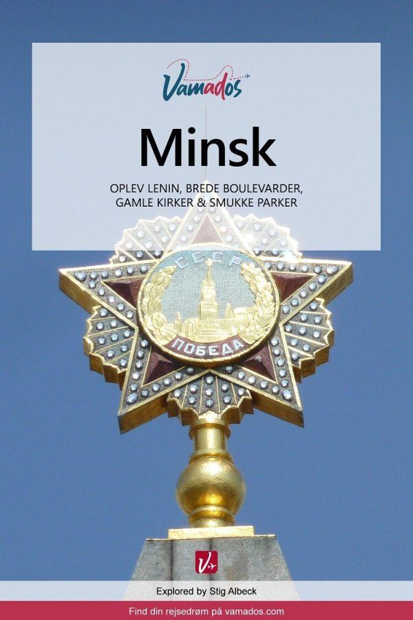 Minsk rejseguide