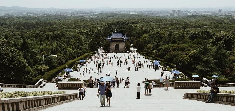 Nanjing Mausoleum