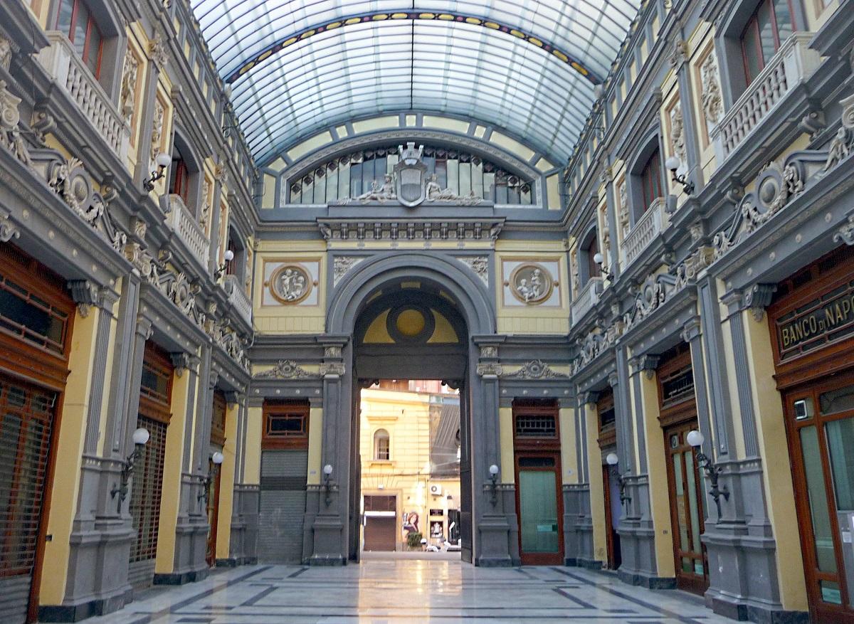 Galleria Principe, Napoli