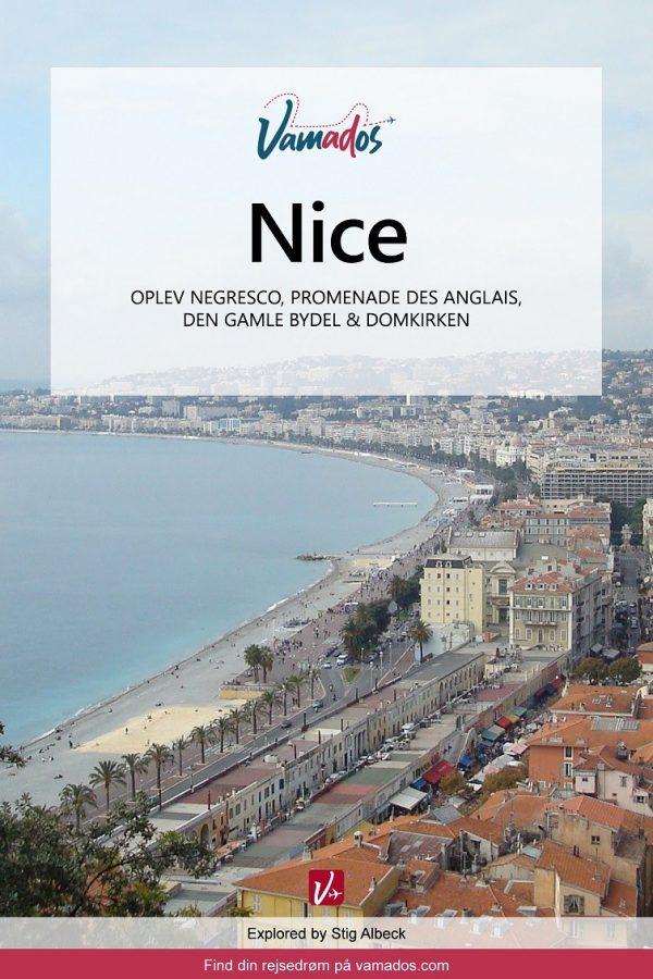 Rejseguide til Nice