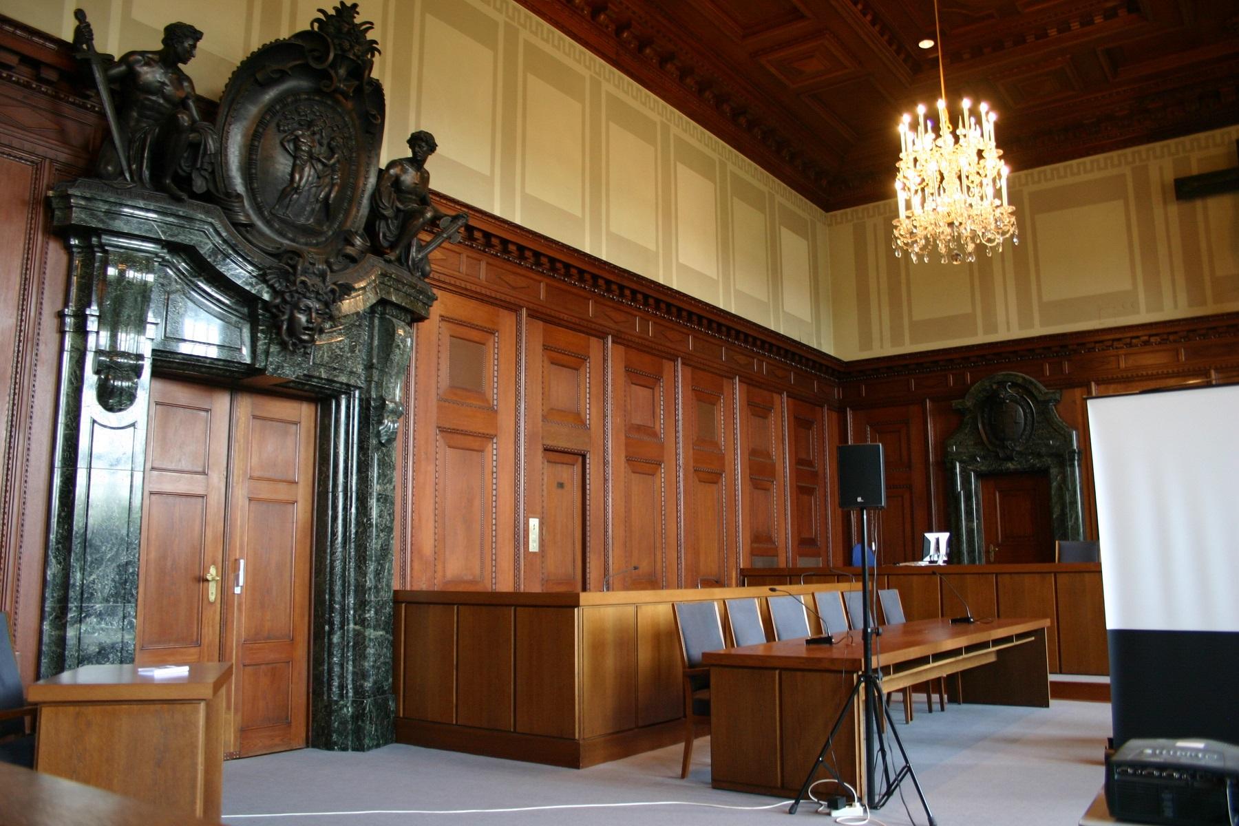 Justizpalast, Nürnberg