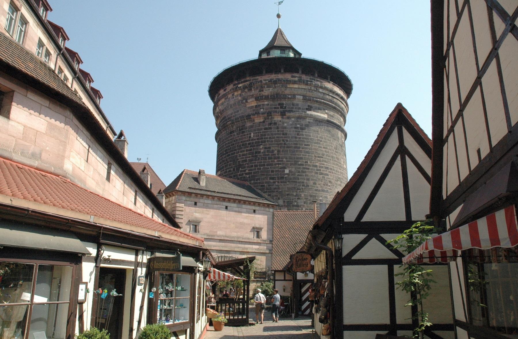 Königstor, Nürnberg