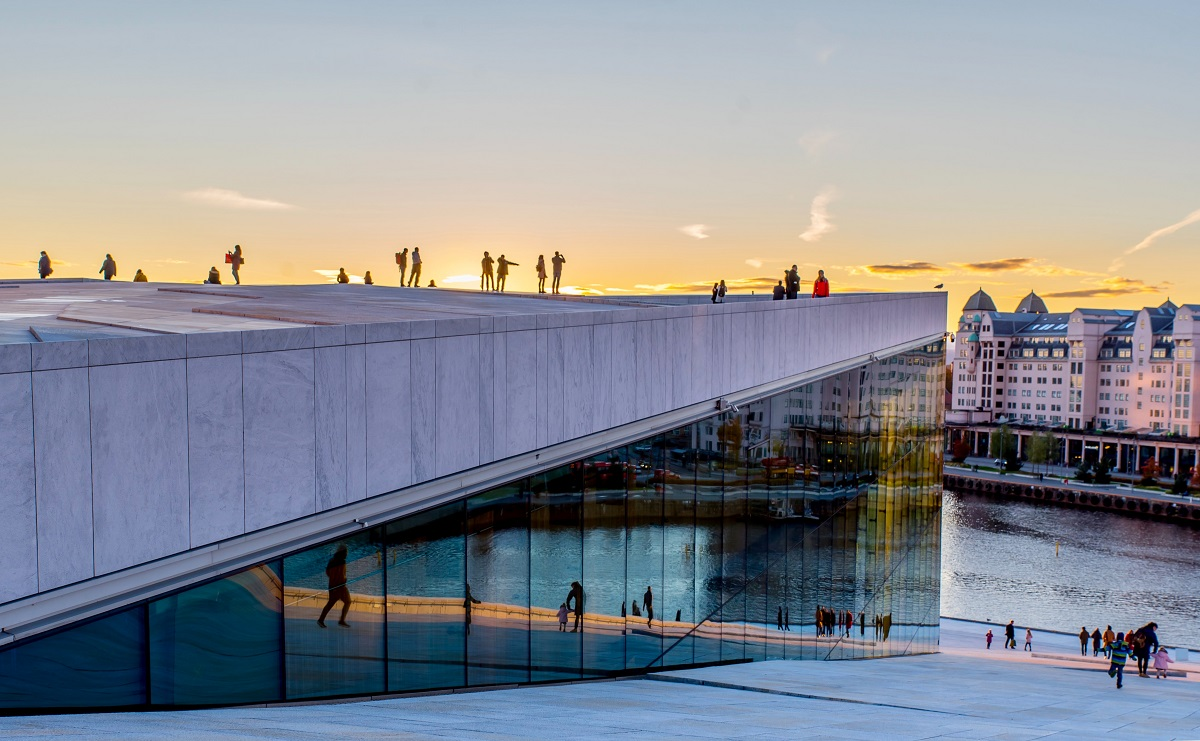 Operahuset, Oslo
