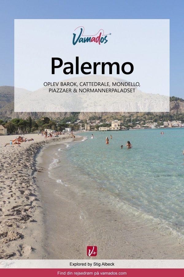 Palermo rejseguide